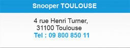 Magasin Snooper Toulouse