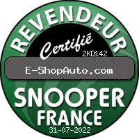 Revendeur officiel Snooper